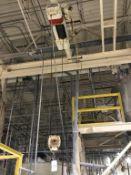 Coffing 1-1/2 Ton Electric Cable Hoist