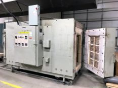 L&L Model FS3411-H722-01-G106-480R3K Batch Kiln