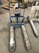 Bishamon LV-10W Hydraulic Skid Lift
