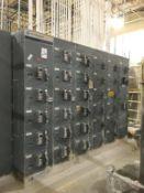 Allen-Bradley Center Line 9-Bank Motor Control Center