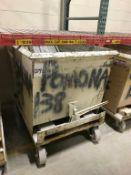 Roura 270 1-Yard Dump Hopper
