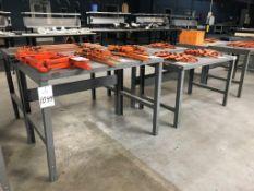 (6) Metal Table