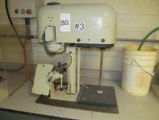 Shar Systems #8-18-NPB Lab Mixer