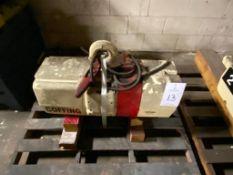 Coffing 2-Ton Electric Hoist