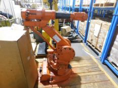 ABB IRB-2400 6-Axis Foundry Grade Robot, S/N 24-26748, 1999
