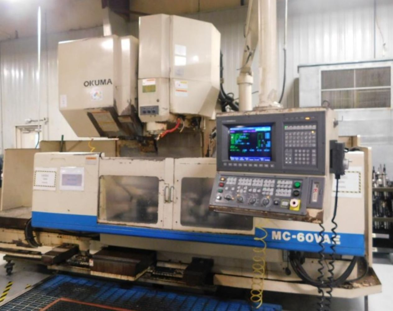 Surplus CNC Machining & Toolroom Assets from Leading Defense Contractor