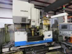 Okuma MC50VA CNC Vertical Machining Center, S/N 0812.0397