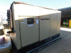 Ingersoll Rand SSR-EP150 150hp Rotary Screw Air Compressor, S/N F39600U05208