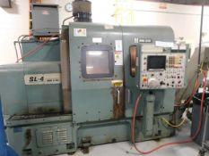 Mori Seiki SL-4A 2-Axis CNC Lathe, S/N 914, 1982