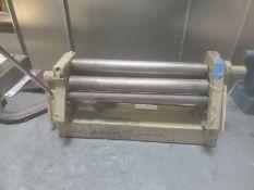 """Di-Acro 18"""" Manual Initial Pinch Roller"""