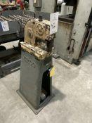 Erco 1447 Sheet Metal Shrinker, S/N M170