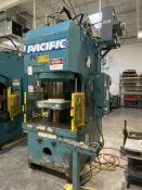 Pacific Pressformer PF250-II 250-Ton Hydraulic C-Frame Press, S/N A631