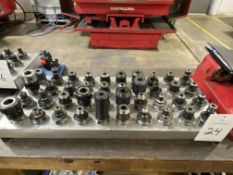 Lot of (40) BT 35 Tool Holders