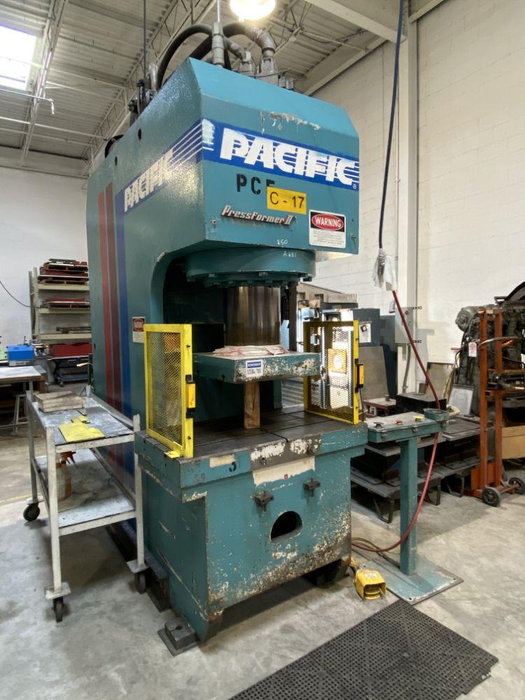 Fabricating, Presses & Machine Shop (Netzer Metalcraft)