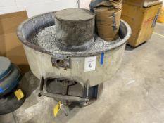 "Sweco FMD-10HA 45"" Vibratory Bowl Finishing Machine, S/N 970-13"
