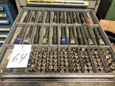 Lot of Assorted Punch Tooling
