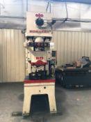 Komatsu OBS 60 Geared Design Gap Frame Press