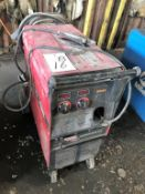 Lincoln Power MIG 255C Welding Power Source