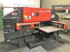 Amada Pega 345 CNC Turret Punch