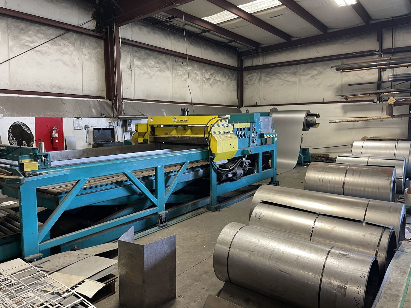 Coil Processing, Metal Fabricating & Welding (U.S. Stove)
