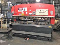 Amada RG-100 Hydraulic CNC Press Brake