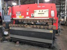 Amada RG-125 Hydraulic CNC Press Brake