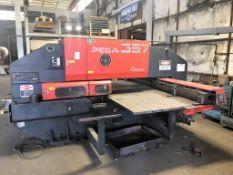 Amada Pega 357 CNC Turret Punch