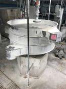 """Gough Econ 48"""" SS 2-Deck Vibratory Separator"""