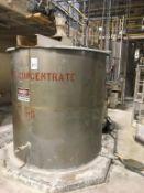 Industrial Air 800-Gallon SS Vertical Tank
