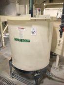 Chem-Tainer 300-Gallon Poly Tank