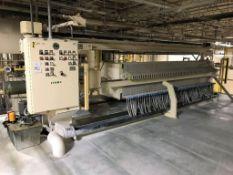 Netzsch 800mm/66/70 Filter Press