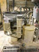 "Sweco XS30S66 30"" SS 2-Deck Vibratory Separator"