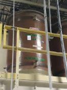 700-Gallon Resin Feed Tank