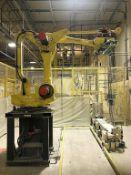 Fanuc M-410iW CNC Robot