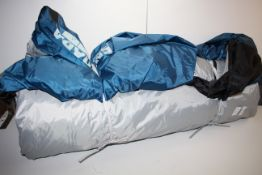 UNBOXED ENTRADA DRIVE AWAY TENTS RRP £69.95Condition ReportAppraisal Available on Request- All Items