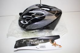 SPORTS CYCLE HELMET Condition ReportAppraisal Available on Request- All Items are Unchecked/Untested