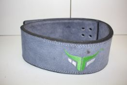 WEIGHT LIFTING BELT Condition ReportAppraisal Available on Request- All Items are Unchecked/Untested
