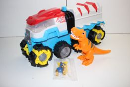 UNBOXED PAW PATROL DINO PATTROLLER RRP £67.00Condition ReportAppraisal Available on Request- All