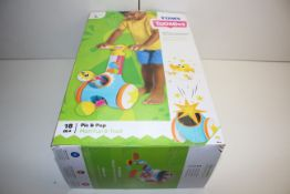 BOXED TOMY TOOMIES PIC & POP MON FUN & TROT RRP £20.52Condition ReportAppraisal Available on