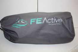 BAGGED FE ACTIVE FOLDING CAMPING CHAIR RRP £39.99Condition ReportAppraisal Available on Request- All