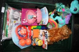 8X ASSORTED TOYS (IMAGE DEPICTS STOCK)Condition ReportAppraisal Available on Request- All Items