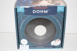 BOXED MARPAC YOGA SLEEP DOHM RRP £59.95Condition ReportAppraisal Available on Request- All Items are
