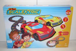 BOXED MY FIRST SCALEXTRIC RRP £32.49Condition ReportAppraisal Available on Request- All Items are
