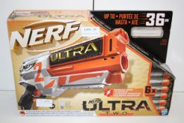 BOXED NERF ULTRA TWO MOTORIZED GUN RRP £29.99Condition ReportAppraisal Available on Request- All