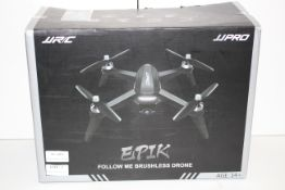 BOXED JJ PRO R/C EPIK FOLLOW ME BRUSHLESS DRONE RRP £107.99Condition ReportAppraisal Available on