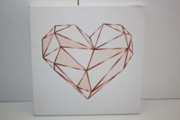 UNBOXED SUMGAR CANVAS WALL ART RRP £24.99Condition ReportAppraisal Available on Request- All Items