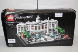 BOXED LEGO ARCHITECTURE TRAFALGAR SQUARE 21045 RRP £79.99Condition ReportAppraisal Available on