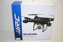 BOXED JJR/C BELLWETHER 1ST AERIAL DRONE WITH 20 MIN ENDURANCE MODEL: H68 RRP £135.99Condition