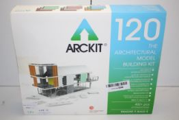 BOXED ARCKIT 120 THE ARCHITECTURAL MODEL BUILDING KIT RRP £169.00Condition ReportAppraisal Available