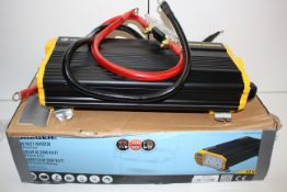 BOXED KRIEDER 2000W INVERTER RRP £169.00Condition ReportAppraisal Available on Request- All Items
